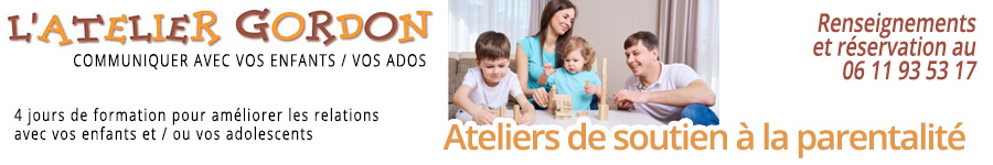 relation gordon parent enfant