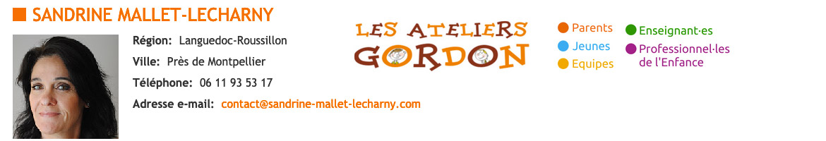 site officiel atelier gordon