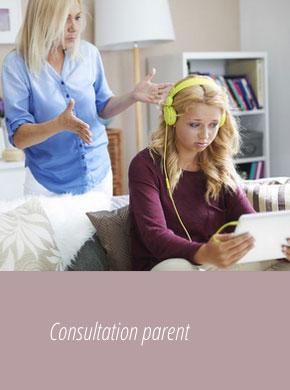 consultation therapeute familial
